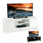 Modern White Black 37 42 50 55 60 TV Unit Cabinet TV Stand Entertainment Shelf