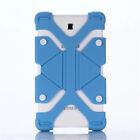 """Universal Kids Safe Shockproof Silicone Case Cover For 7"""" 7.9"""" 8"""" Inch Tablet PC"""