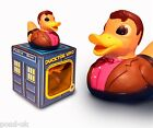 DOCTOR WHO LED Rubber Ducks the perfect gift for the doctor who fan!