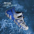 Paperplanes PP1326 Gray-Blue Mens Sport Sandal Water Shoes Hiking Walking Shoes