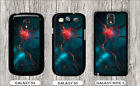 NEURON VIEW OF MICROSCOPIC CASE FOR SAMSUNG GALAXY S3 S4 NOTE 3 -xcf5Z