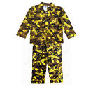 Pyjamas Mens AFL Licensed Flannel 2pc Pjs Hawthorn Hawks sz M