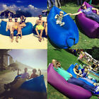 Excellent Inflatable Air Sleeping Bag Camp Bed Beach Lamzac Hangout Laybag Sofa