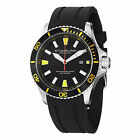 Stuhrling Original 706  Aquadiver Regatta Mens Quartz Analog Swim Sports Watch