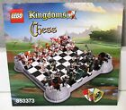 LEGO Kingdoms Chess Set 853373 with 28 Minifigs in Excellent Condition 100%