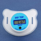 New Practical Baby Kid LCD Digital Mouth Nipple Pacifier Thermometer Temperature