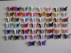30 3d 2TONE PEARLESCENT SHIMM BUTTERFLY WEDDING TABLE CONFETTI CARD TOPPER 2.5cm