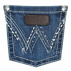 New Wrangler Premium Patch  Low Rise Stretch boot cut Jeans COMFY