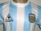 1986 DIEGO MARADONA ARGENTINIEN TRIKOT Fußball HOME NATIONALTEAM MEXIKO