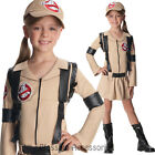 CK788 Girls Ghostbusters Movie Fancy Dress Halloween Costume Ghost Buster Outfit