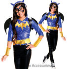 CK802 Deluxe Batgirl DC Comics Superhero Hero Girls Fancy Dress Up Child Costume