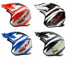 NEW KIDS WULFSPORT FIBREGLASS TRIALS HELMET (ALL SIZES) YOUTH BETA GASGAS REV TY