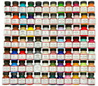 Angelus Acrylic Paint for leather 1 oz paint bottle- Differe