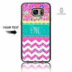 personalized girlfriend lady woman wife girly photo name customize Samsung case