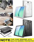 SUPCASE Cover For Galaxy Tab 4 8.0 Inch Case Screen Protector Shell Shockproof