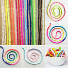 1M MINI PEARL Pom Pom Bobble Trim Braid Fringe Ribbon Edging Craft Decoration