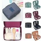 Lady Travel Organizer Accessory Toiletry Cosmetic Make Up Bags Pouch Holder Case