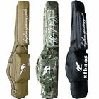 """47"""" Tactical Dual 1.2m Hunting Rifle Gun Slip Carrying Case Backpack Bag Pouch"""
