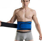 Adjustable Lower Brace Waist Lumbar Double Pain Relief Pull Support Back Belt