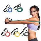 Exercise Resistance Bands Set Yoga Fitness Workout Stretch Heavy Sport Tubes