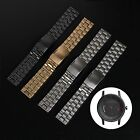 Stainless Steel Watch Band Strap for Garmin Vivomove Sport Smart Watch w/ Tools
