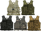 Tactical Adjustable Vest Military Molle Cross Draw