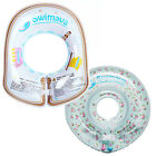 Swimava G-1 Neck Float + G-2 Body Ring- Ivory- Baby Floaties - Combo