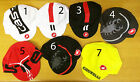 CASTELLI RETRO STYLE CYCLING TEAM BIKE CAP - MADE IN ITALY - VARIOUS COLOURS