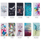 Fr Huawei Honor 5X / GR5 PU Leather & TPU Wallet Card Slot Stand Flip Case Cover