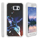 For Samsung Galaxy S6 Active Slim Fitted Flexible TPU Case Fishing Bass