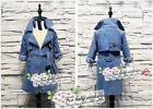 2167 Boutique Denim Trench Coat