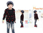 899 Boutique Very Stylish & Warm Skull Print Thick Cotton Cardigan Fleece Lined