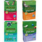 SCOTTS EVERGREEN GRASS SEED RANGE FINE ALL PURPOSE SHADY LAWN 7M² 14² 28M² 56M²