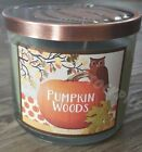 Bath & Body Works White Barn 2016 Pumpkin Collection 3 Wick Candles You Choose