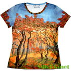 PAUL RANSON Edge of the Forest T SHIRT TEE FINE ART PRINT PAINTING LANDSCAPE