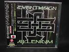 SEVENTHSIGN Millenium (Transparent) JAPAN CD Tribe Of Gypsies Slavior Twothirtys