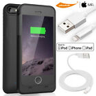 [MFi Charing Series]Light Slim Battery Case+Mental Sync Cable for iPhone 5 5S SE