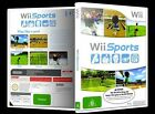 Wii Sports Game For Nintendo Wii Wiimote Baseball Bowling Golf Tennis Boxing