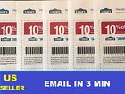 (5) FIVE Lowe's 10% Off Printable-Coupons - Exp 11 15 16 - Fast Email Delivery