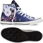 Converse Chuck Taylor Hi All Star DC Comics CatWoman 150865C Purple Unisex Shoes