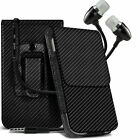 Belt Pouch Holster Phone Holder Case✔In Ear Headset for Samsung Galaxy Note 7