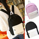 Fashion Women's Backpack Girl School Shoulder Bag Rucksack Canvas Travel Bag