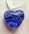 Brand New Glass Friendship Hearts Choose From 4 Colours