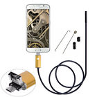 Endoscope Waterproof Snake Borescope USB Inspection Camera For Android Phones