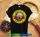 Maglietta Guns N' Roses - Rock Pop Music T-shirt Guns N'Roses