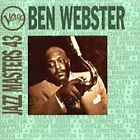 Verve Jazz Masters 43 - Ben Webster (CD 1959)