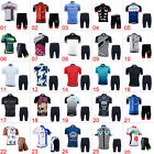 Cycling T-Shirt Race Fit Sports Clothing Bike Short Sleeve Jerseys Shorts Suits