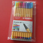 Stabilo Point 88 Fineliner Tintenschreiber Set 5 6 10 15 20 25 30 Stifte Sets