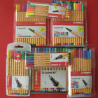Kyпить Stabilo Point 88 Fineliner Tintenschreiber Set 5 6 10 15 20 25 30 Stifte Sets на еВаy.соm