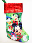 Disney Mickey Mouse & Friends Merry Christmas Stocking